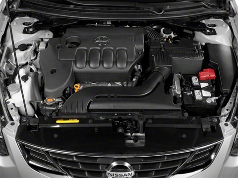 2013 Nissan Altima 2 5 S CVT Coupe