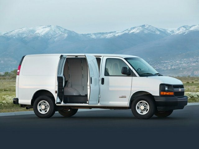 2008 Chevrolet Express 1500 Cargo In Dallas Tx Cars And Credit Master
